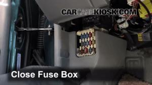 Interior Fuse Box Location: 19972003 Ford Escort  1999 Ford Escort SE 20L 4 Cyl Sedan