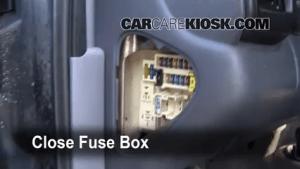 Interior Fuse Box Location: 19982003 Dodge Durango  1999 Dodge Durango SLT 59L V8