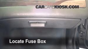 Interior Fuse Box Location: 19992006 BMW 325i  2002 BMW