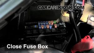Interior Fuse Box Location: 20002006 Lincoln LS  2000 Lincoln LS 30L V6