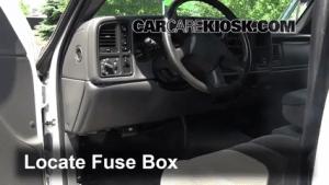 Silverado Fuse Box | Wiring Diagram