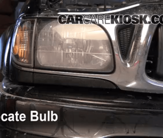 3 Remove Bulb Steps To Remove A Burnt Out Bulb