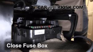 Interior Fuse Box Location: 19962014 Chevrolet Express