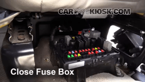 Chevrolet Express Fuse Box Location | Online Wiring Diagram