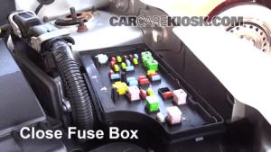 Interior Fuse Box Location: 20072012 Dodge Caliber  2007