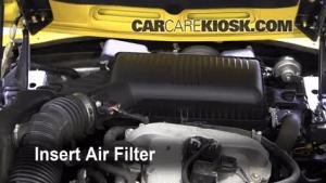 20062009 Pontiac Solstice Engine Air Filter Check  2007