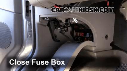 2008 dodge avenger interior fuse box. Black Bedroom Furniture Sets. Home Design Ideas