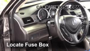 2004 Acura Tsx Fuse Box Location : 32 Wiring Diagram