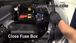2007 Mazda Cx 7 Fuse Box Diagram | Online Wiring Diagram