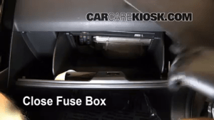 Interior Fuse Box Location: 20072015 Mazda CX9  2009 Mazda CX9 Touring 37L V6