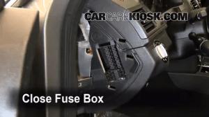 Interior Fuse Box Location: 20082015 MercedesBenz C300