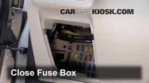 Interior Fuse Box Location: 20052009 Subaru Outback