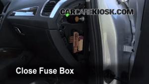 Interior Fuse Box Location: 20092017 Audi Q5  2010 Audi Q5 Premium 32L V6