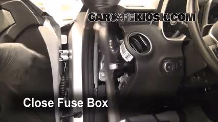 Chevrolet Camaro Ss L V Ffuse Interior Part