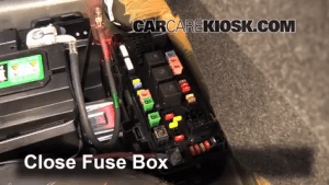 Interior Fuse Box Location: 20062010 Dodge Charger  2008