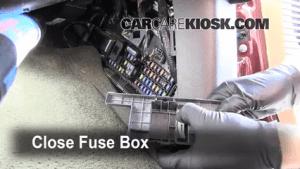Interior Fuse Box Location: 20082016 Ford F250 Super Duty  2011 Ford F250 Super Duty XLT 6