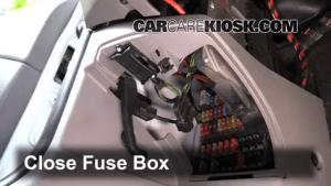 Interior Fuse Box Location: 20072017 MercedesBenz