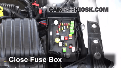 2008 Cadillac Cts Rear Fuse Box additionally Car 2007 Chevrolet Hhr Battery Location furthermore 2009 Dodge Avenger Fuse Box Location moreover Replace together with 2011 Dodge Caliber Fuse Box. on 2008 dodge charger fuse panel location