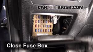 Interior Fuse Box Location: 20122016 Subaru Impreza  2012 Subaru Impreza 20L 4 Cyl Wagon