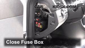 Interior Fuse Box Location: 20122017 Volkswagen Passat  2012 Volkswagen Passat TDI SE 20L 4