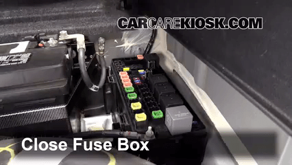 Scintillating Interior Fuse Box Dodge Journey Images - Best Image ...