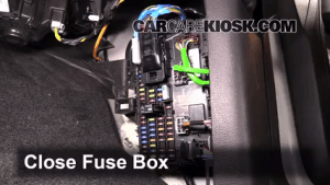 Interior Fuse Box Location: 20092014 Ford F150  2013