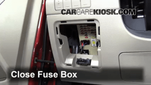 Interior Fuse Box Location: 20132017 Hyundai Elantra GT  2013 Hyundai Elantra GT 18L 4 Cyl