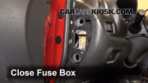 Interior Fuse Box Location: 20122017 Nissan Versa  2013 Nissan Versa 16 SL 16L 4 Cyl