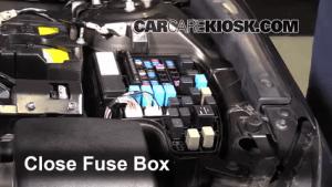 Replace a Fuse: 20142017 Mazda 3  2014 Mazda 3 Touring 20L 4 Cyl Sedan