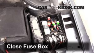 Blown Fuse Check 20112017 Volkswagen Jetta  2014 Volkswagen Jetta SE 18L 4 Cyl Turbo Sedan