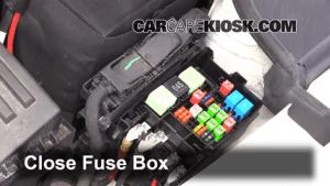 Replace a Fuse: 20122017 Volkswagen Passat  2014 Volkswagen Passat SEL Premium 18L 4 Cyl