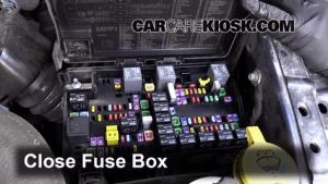 Interior Fuse Box Location: 20112018 Ram 2500  2015 Ram 2500 Laramie 67L 6 Cyl Turbo Diesel