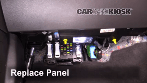 Interior Fuse Box Location: 20122017 Ford Focus  2016 Ford Focus ST 20L 4 Cyl Turbo