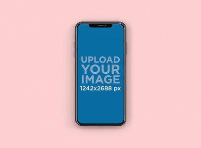 Everything is separated and isolated. Iphone Mockup Generator Try 15k Mockups For Free Placeit