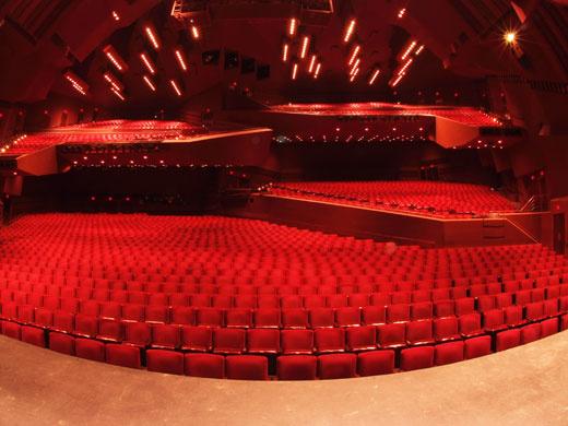 Orchestra Seating Segerstrom Center Arts