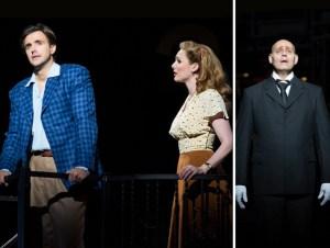 Michael Xavier, Siobhan Dillon & Fred Johanson Will Reunite with Glenn Close for Sunset Boulevard on Broadway