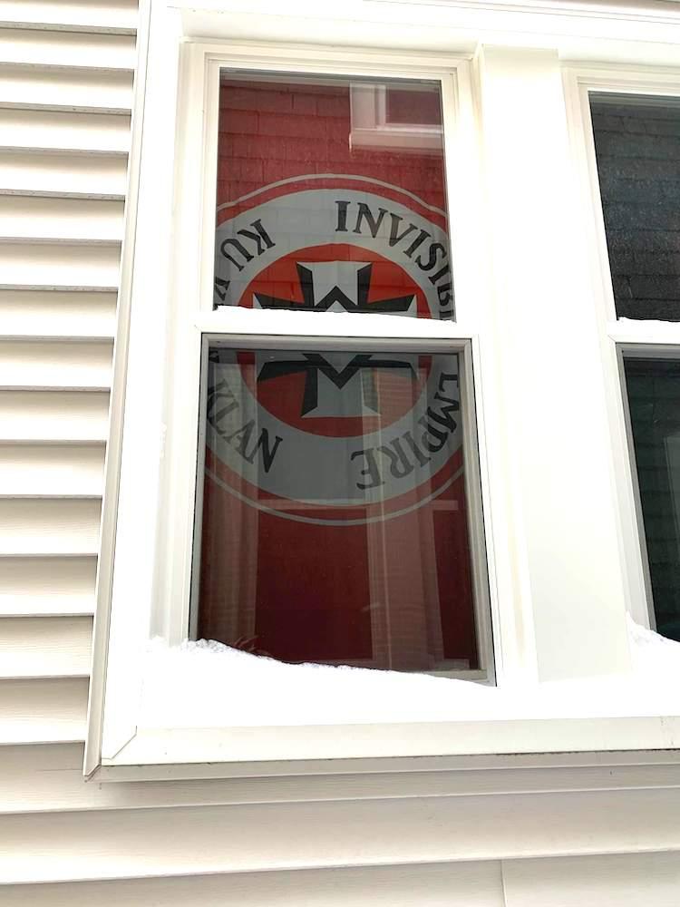 Bowens: Grosse Pointe Resident Displays KKK Flag For Black Neighbor To See