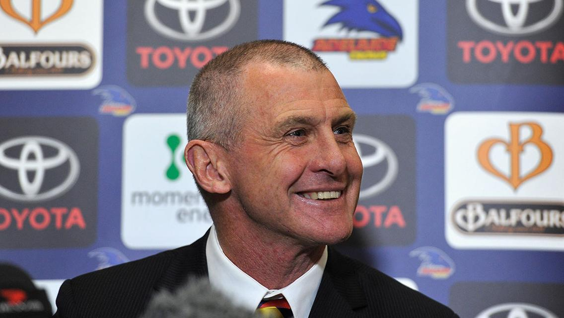 Phil Walsh found dead in home | FIVEaa