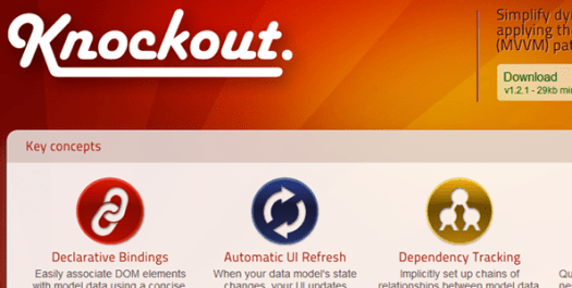 20 JavaScript Frameworks Worth Checking Out