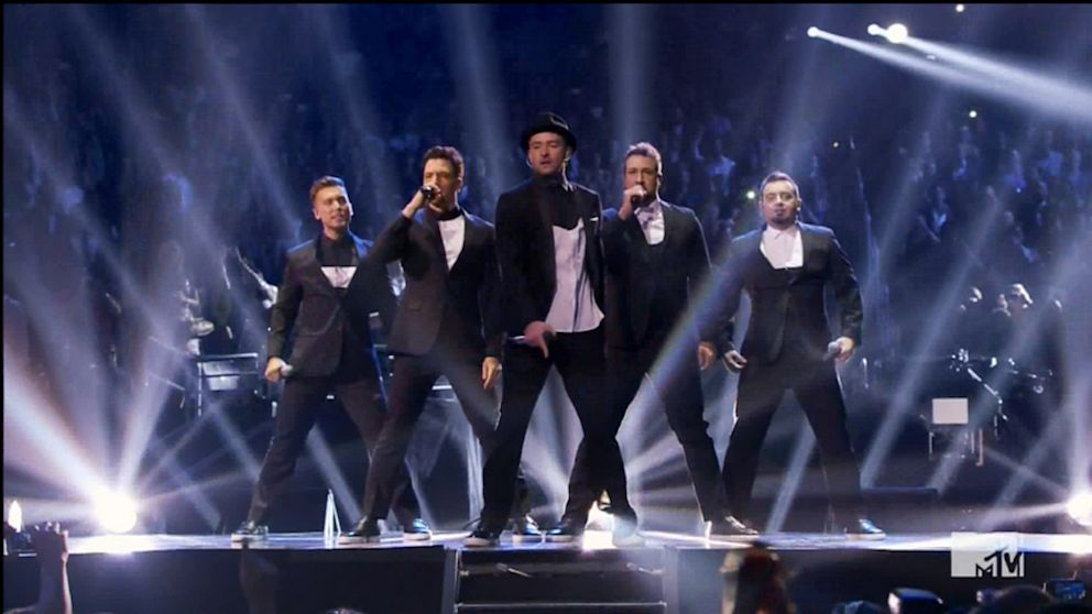 Justin Timberlake Super Bowl Reunion NSYNC Britney Spears Janet Jackson 2018