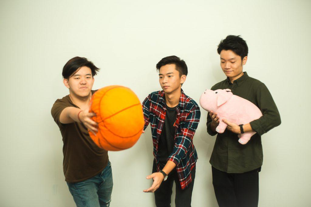 Local Band Sine NOISE Singapore ZYRUP Yeo Chai Jing Avery Chong Eugene Tan Marcus Goh