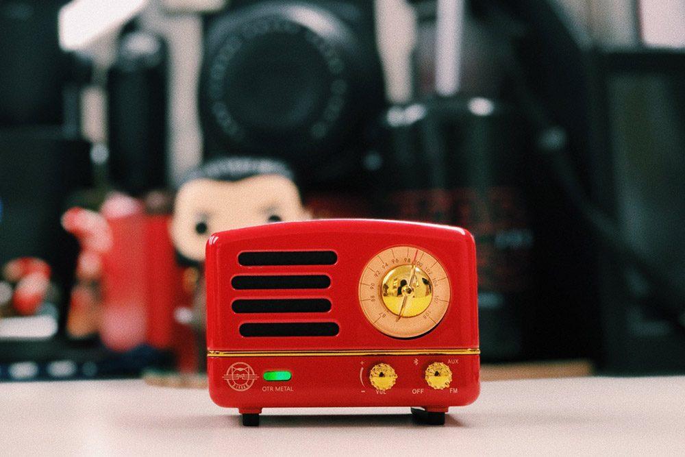 Muzen OTR Metal Review Speaker Radio Bluetooth
