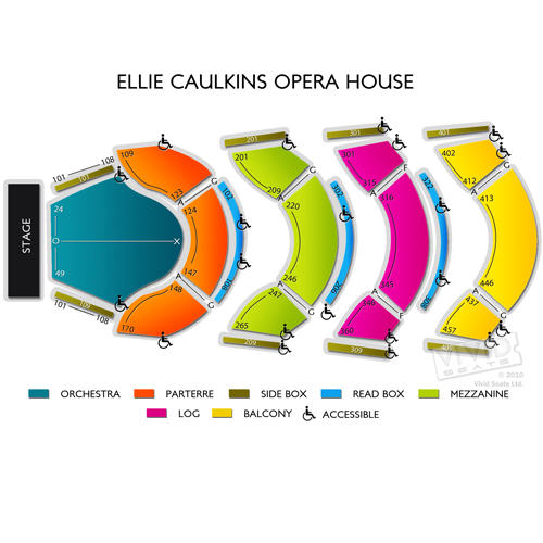 Ellie Caulkins Opera House Tickets – Ellie Caulkins Opera ...