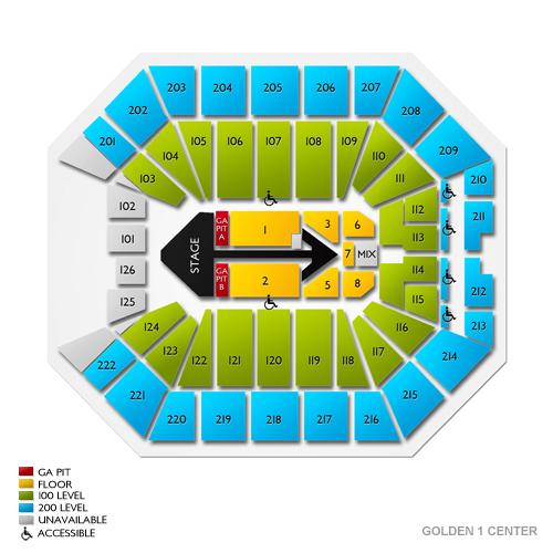 Sacramento Kings Seating Chart Brokeasshome Com