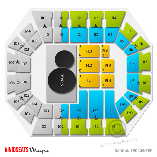 Revolution Live Seating Chart Ft Lauderdale