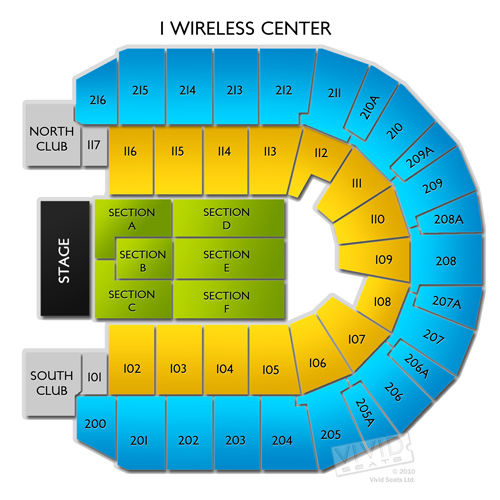 Iwireless center moline illinois seating chart brokeasshome com
