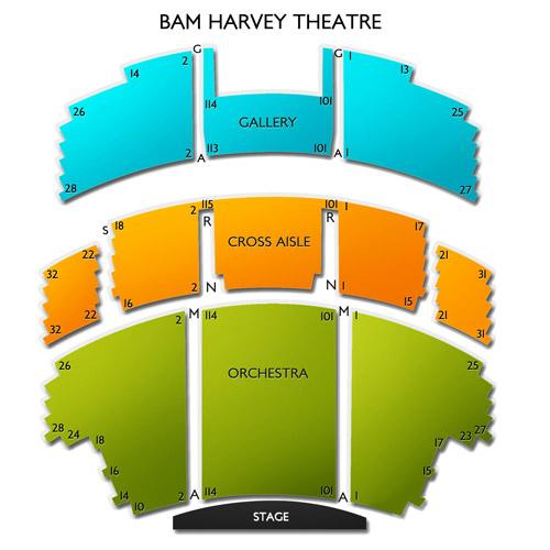 Bam Gilman Opera House Seating Chart Bam Howard Gilman