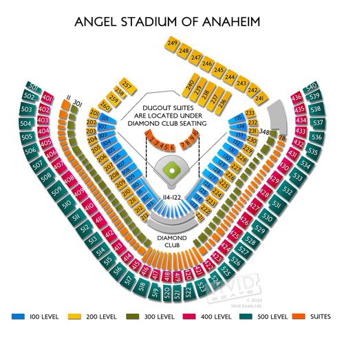 the palladium seating chart