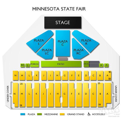 Minnesota state fair dates in Brisbane