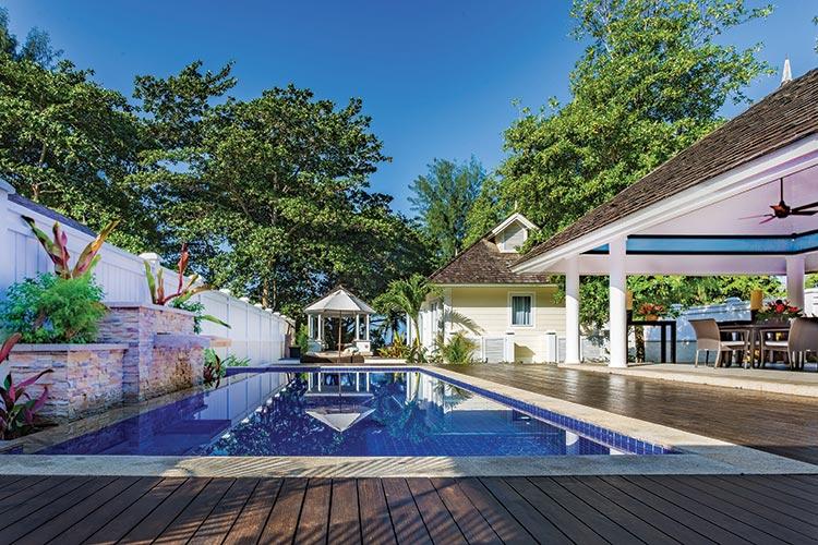 BA return to Seychelles